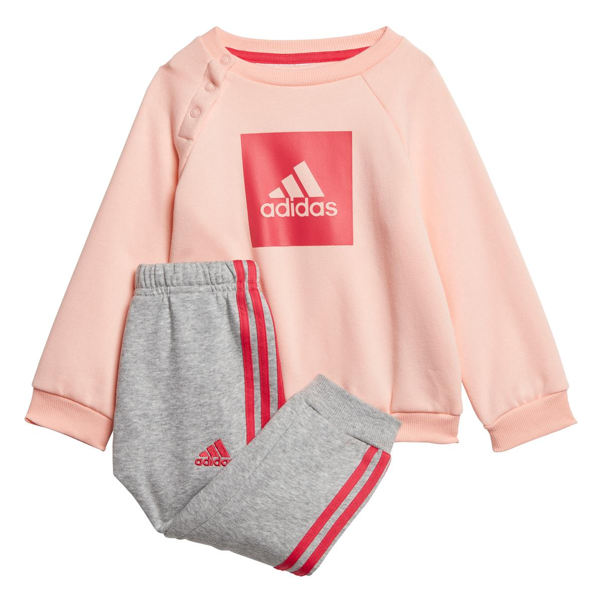 Adidas Babyjogger Lyserød/Grå Baby