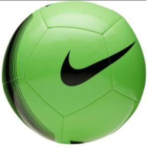 Nike Pitch Team Fodbold Neongrøn