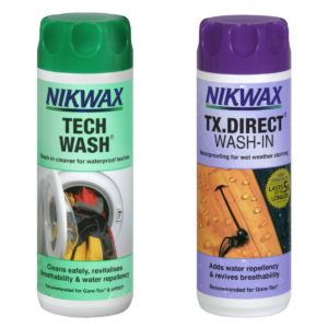 Nikwax Twin Pack Tech wash + Tx-Direct