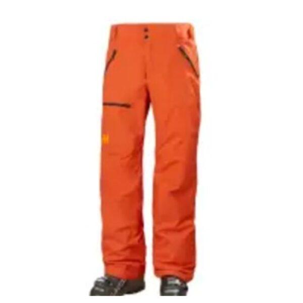 Helly Hansen Sogn Cargo Skibukser Orange Herre