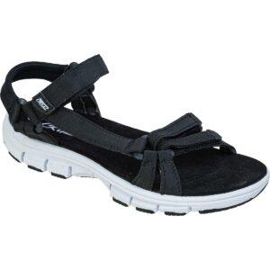 Cruz Bernao Sandal Sort Dame