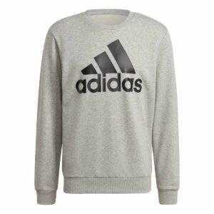 Adidas Essentials Big Logo Sweatshirt Grå Herre